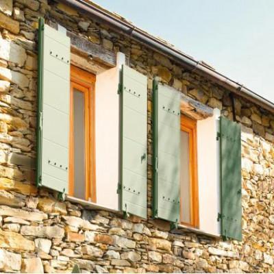 Volets battants et coulissants Drôme Ardèche