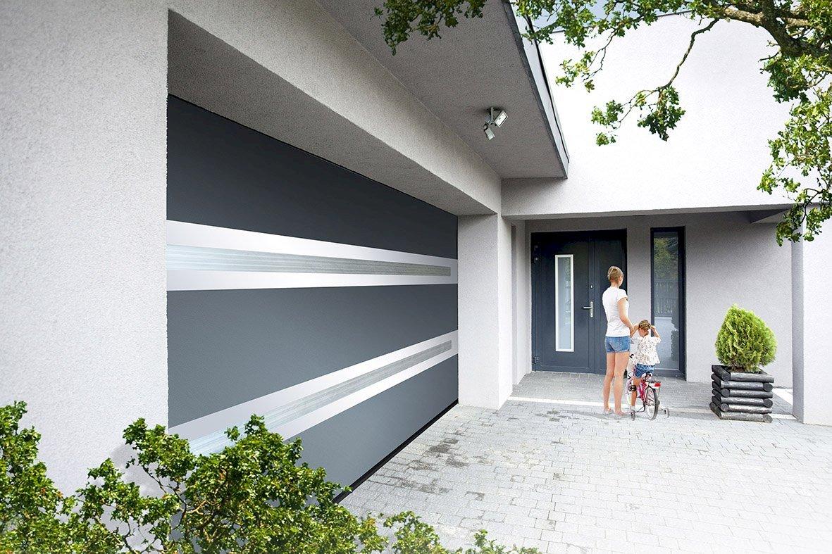 Vente de portes de garage pour maison, villa dans la Drôme et dans l'Ardèche