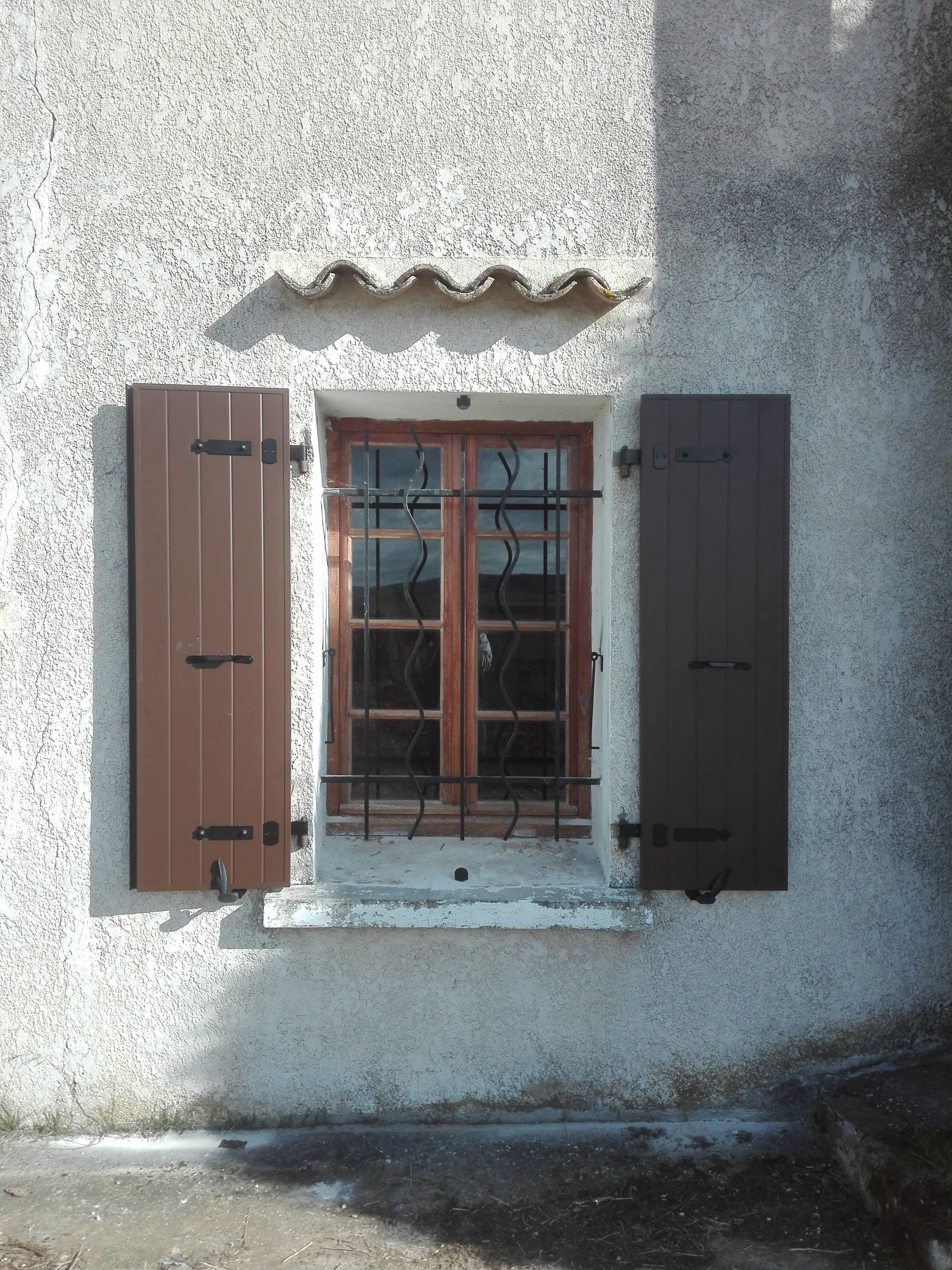 Volets battants Drôme Ardèche