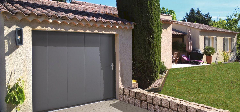 porte garage drôme